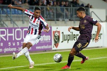 Willem II zet FC Groningen aan de kant